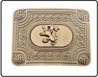 Buckles Antique Celtic Lion 2